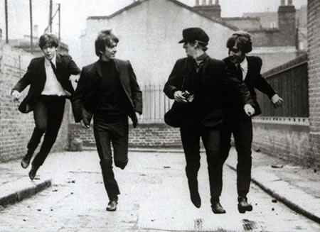 THE BEATLES runners