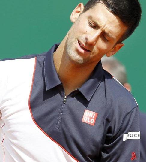 La lesión de muñeca de Djokovic