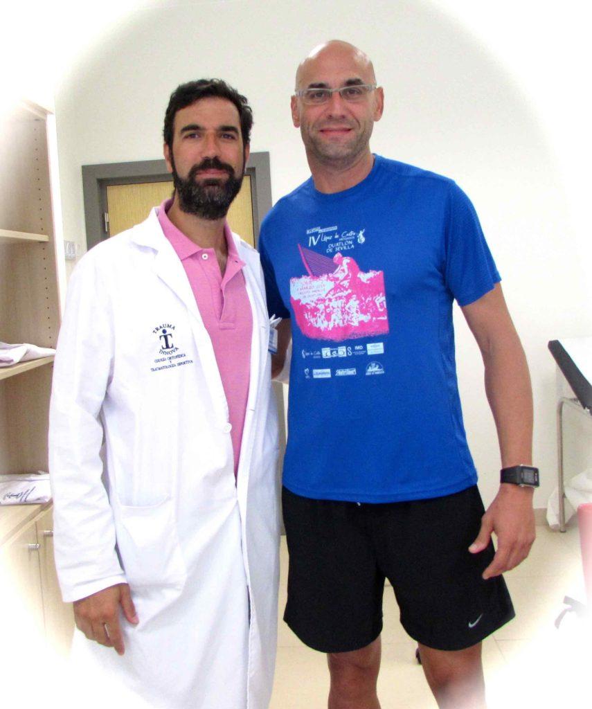 DR BERNALDEZ Y ANTONIO ESPINA