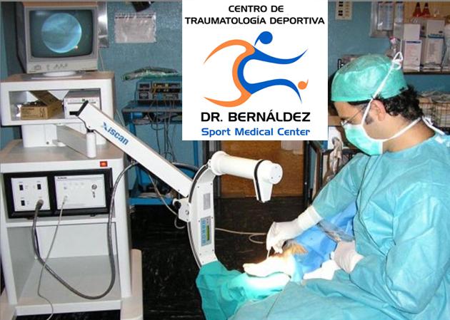 Corrección percutánea del pie.Cirugia sin dolor