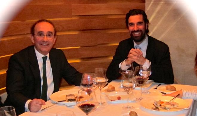 Drs Anitua y Bernaldez en Vitoria