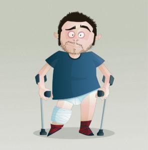 Artrosis de Cadera.Dolor de Cadera y cojera