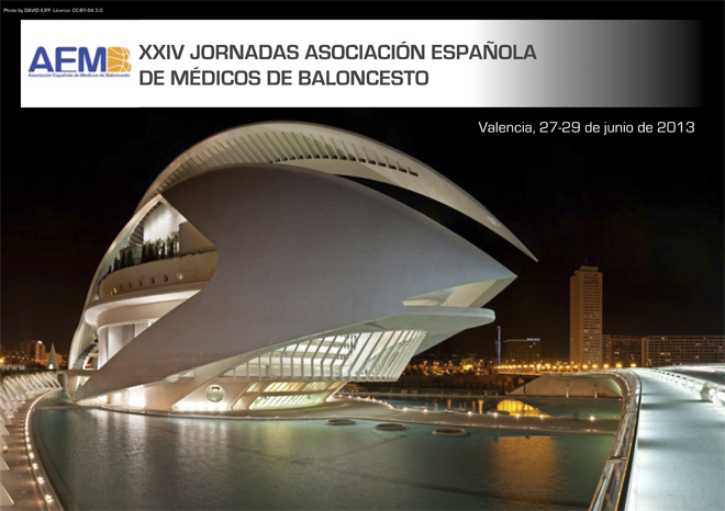 XXIV Jornadas Asociación Española de Médicos de Baloncesto