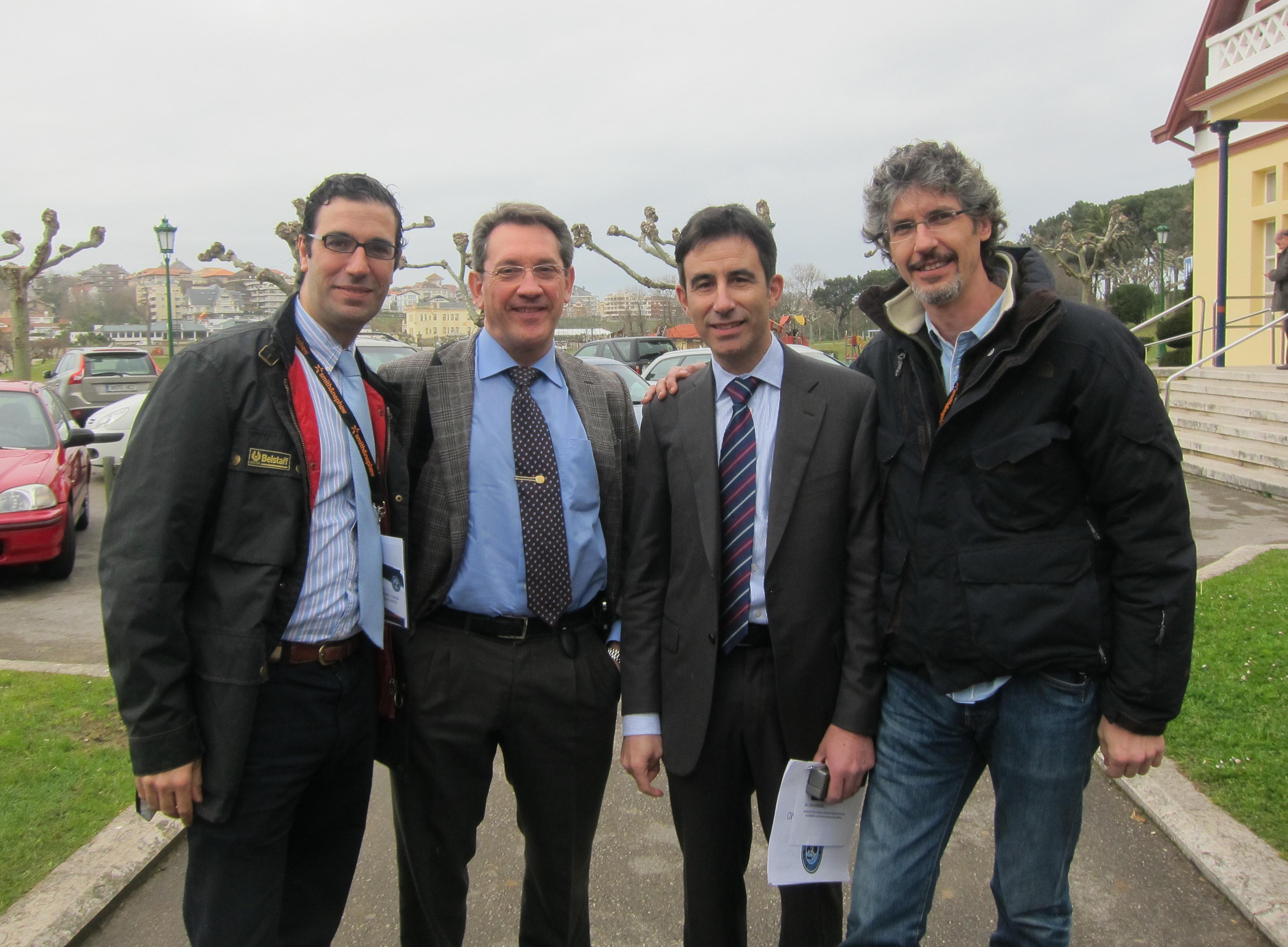 2º SSM Drs. Bernáldez,Sánchez, Pérez Carro y Golano 8 Marzo 2012