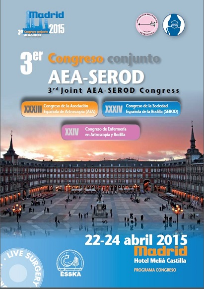 Congreso Conjunto de la AEA-SEROD