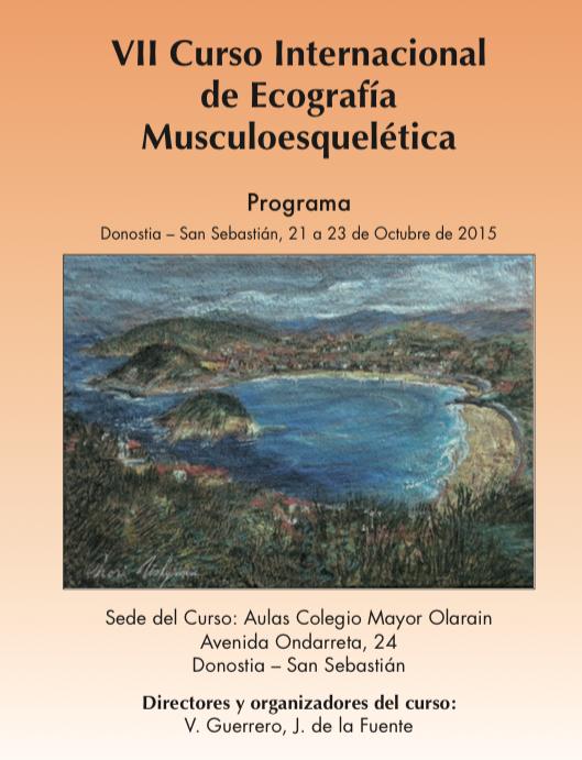 VII Curso Internacional de Ecografía Musculoesquelética