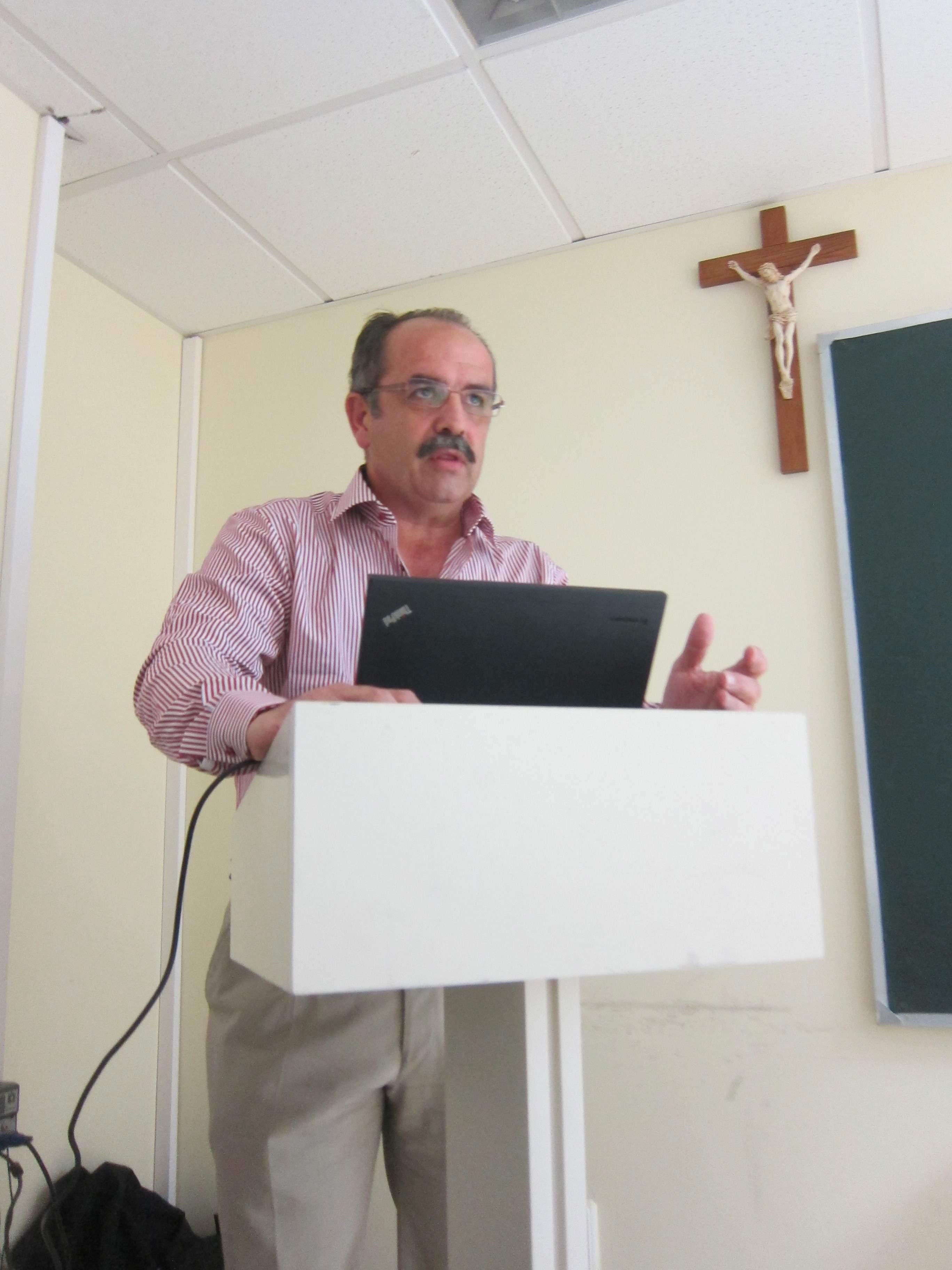 dr alejandro espejo baena meeting lca g lock stryker madrid mayo 2012