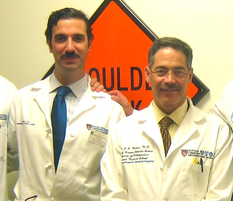 dr warner with dr bernaldez