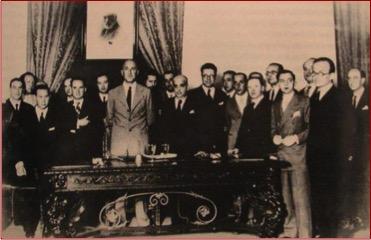 Acto fundacion SECOT Madrid, 1935