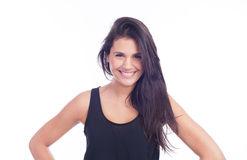 sonrisa natural mujer 61247385
