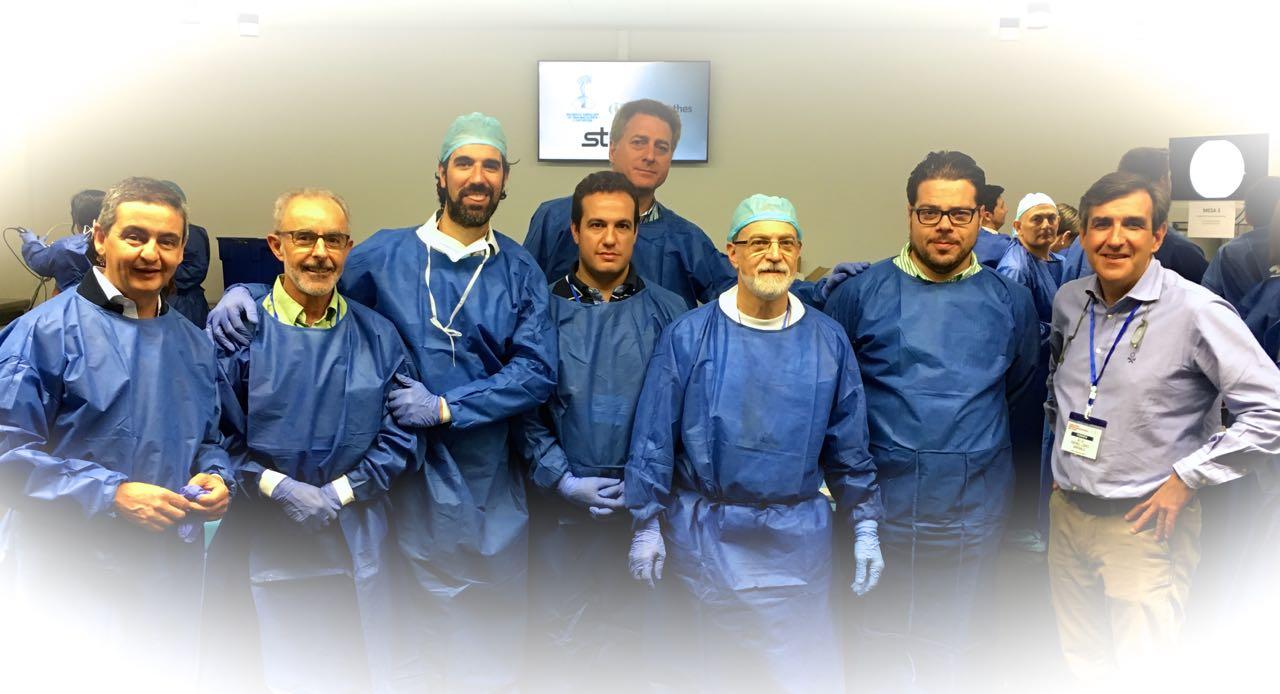 Curso de Artroscopia de Codo (Granada, Junio 2016)