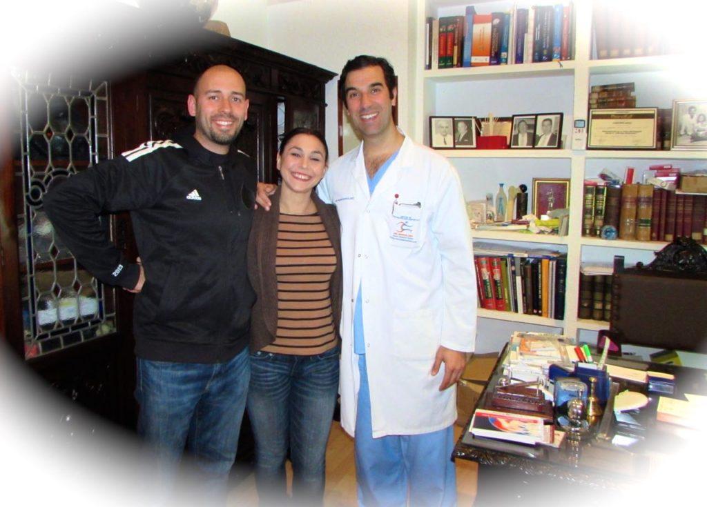 Testimonio de Cirugia Endoscopica de Sindrome Piramidal y Terapia Biologica