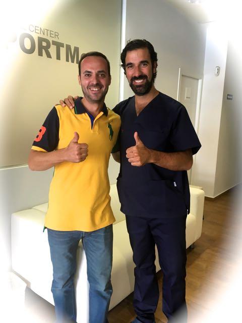 paciente-agradecido con el Dr Bernaldez
