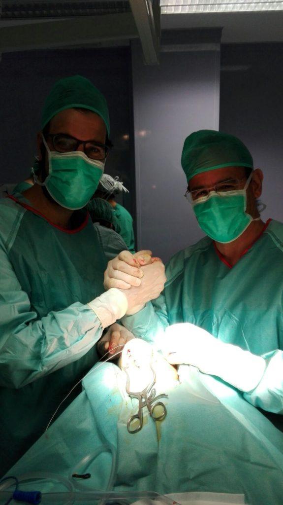 Drs Bernaldez y Prieto