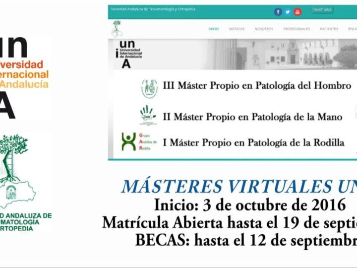 Dr Bernáldez Profesor Invitado al III Master Patologia Hombro UNIA