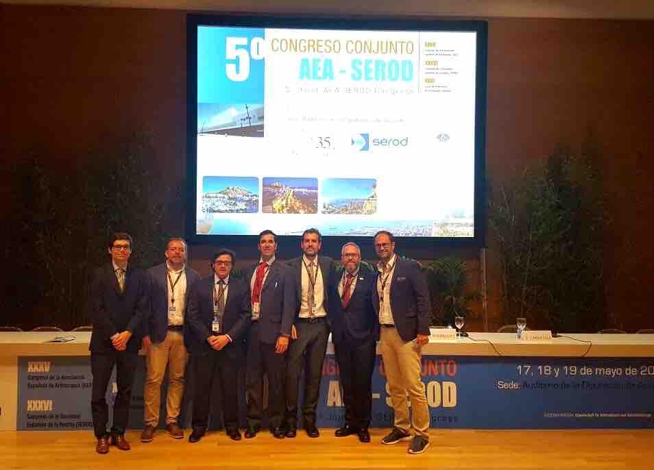 Drs Rodriguez, Rodriguez, Delgado, Bernaldez,Carratala, Bustamante y Avila