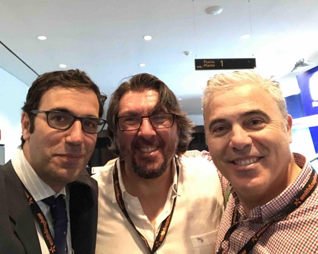 Drs Bernaldez, Vega y Molano