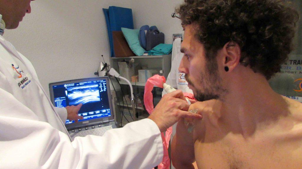 13 ecografia de hombronos permite diagnosticar un gran numero de patologias
