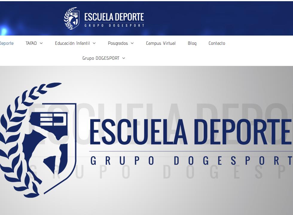 El Dr. Pedro Bernáldez Domínguez Profesor del Máster en Actividad Física, Salud y Patologías organizado por la Escuela Deporte