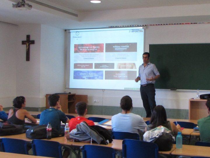 El Dr. Pedro Bernáldez Domínguez Profesor del Máster en Actividad Física, Salud y Patologías organizado por la Escuela Deporte (Dogesport)