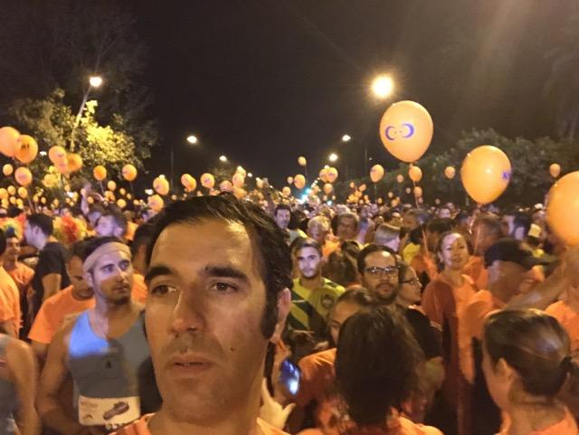 SPORTME PARTICIPO EN LA CARRERA NOCTURNA DEL GUADALQUIVIR 2017