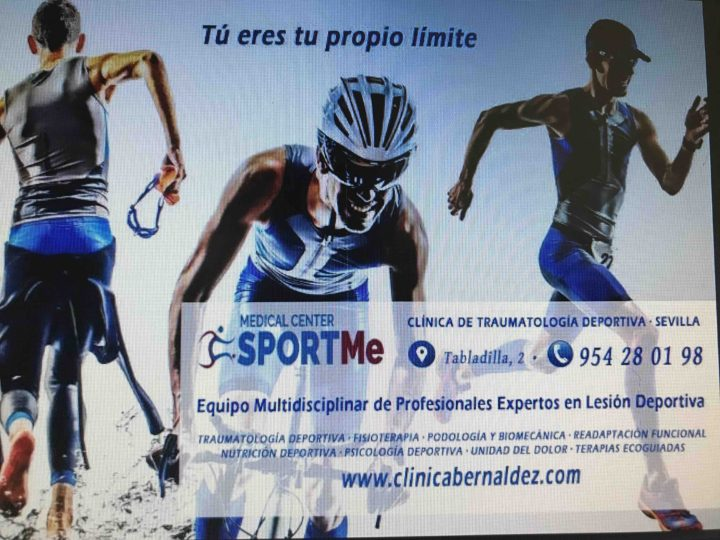 SportMe Medical Center colabora con la Media Maratón de Sevilla 2018