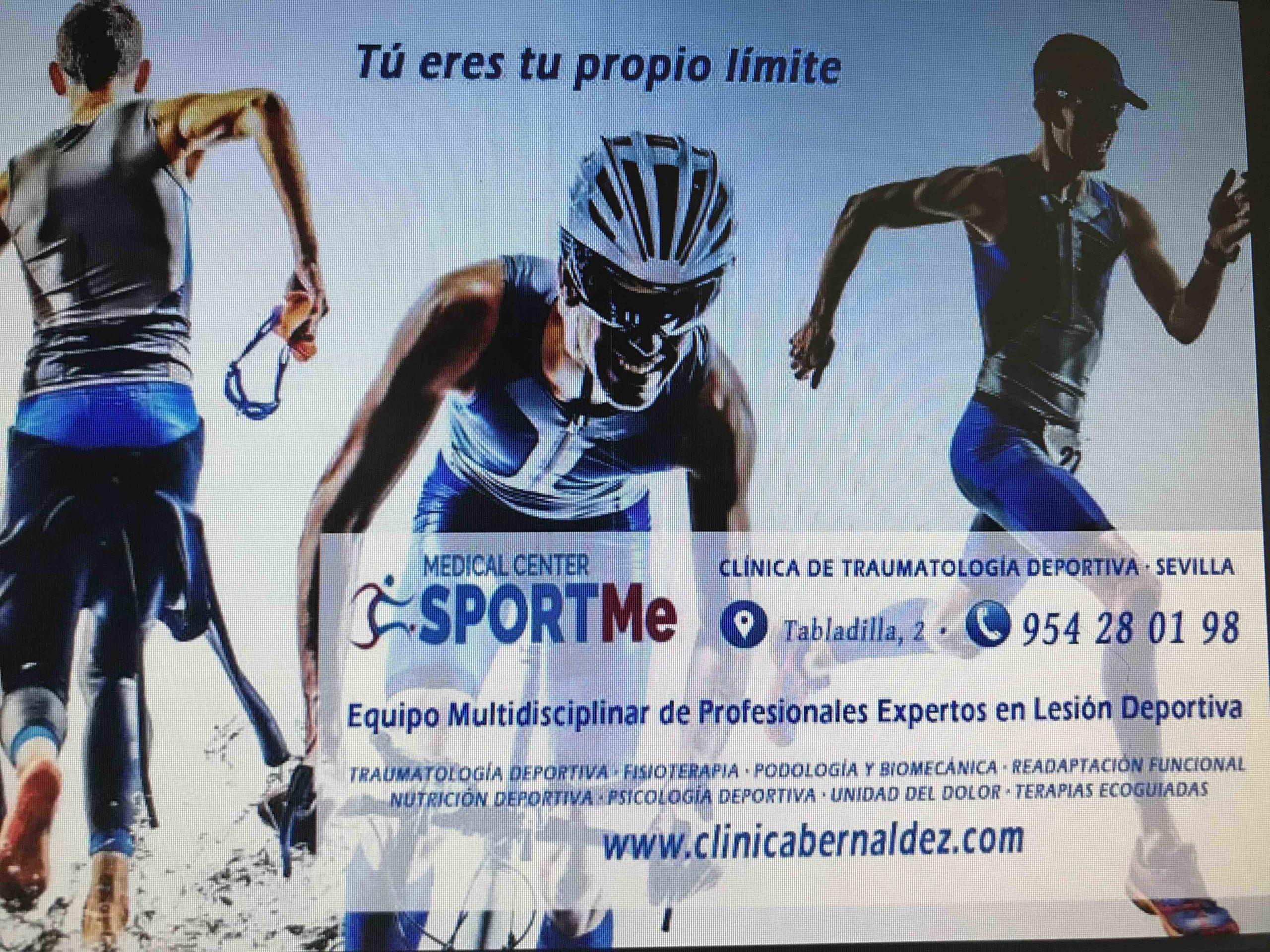 SportMe Medical Center colabora con la Media Maratón de Sevilla 2018
