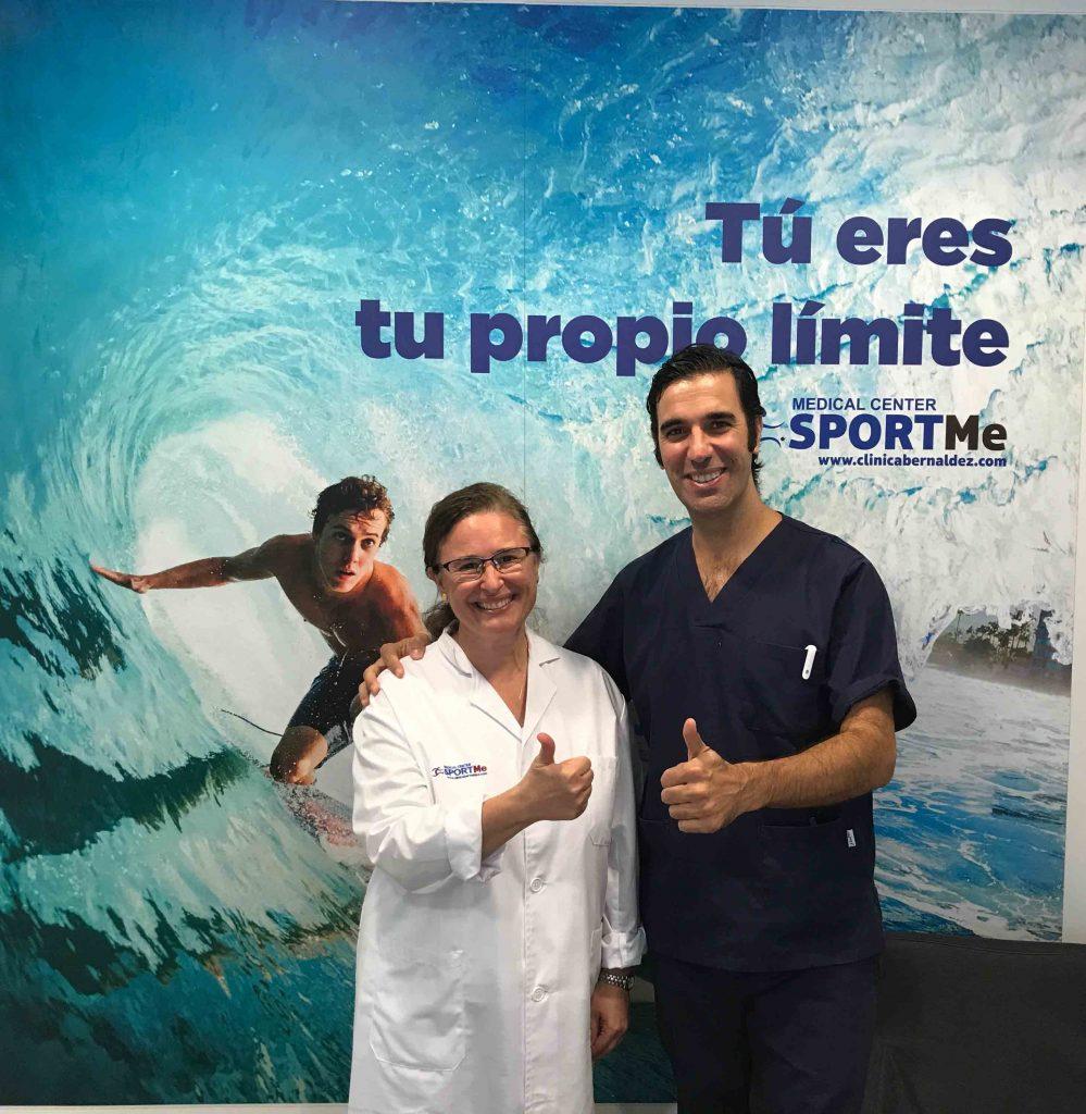 DRA ERNESTINA DEL CORRAL MEDICO DEPORTIVO