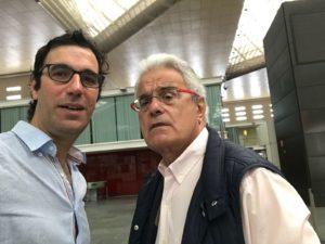Participación SportMe en el Congreso Nacional de Artroscopia AEA y Serod. Dr Ramon Cugat
