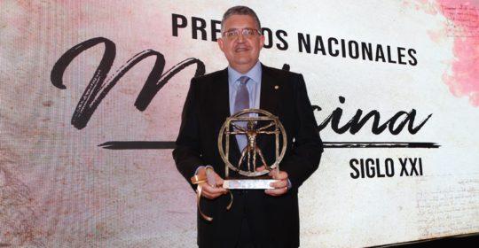 Entregado el Premio Nacional de Medicina Siglo XXI en la especialidad de Cirugía Ortopédica y Traumatología
