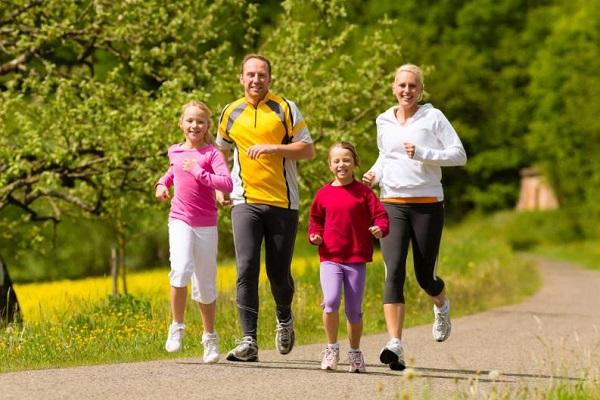 El ejercicio como mejor medicina