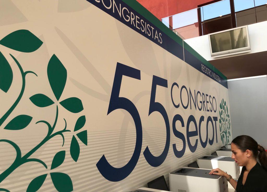 Participación del equipo SportMe en el 55º CONGRESO NACIONAL SECOT.