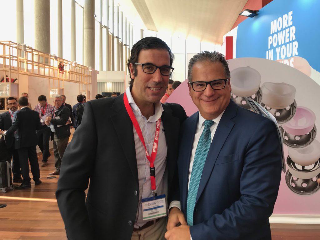 Dr Bernáldez y Sanchez-Sotelo (Mayo Clinic , USA)