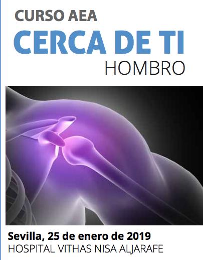 El Dr Bernáldez invitado como profesor en el I Curso AEA CERCA DE TI sobre Artroscopia y Ecografia del Hombro (Sevilla)