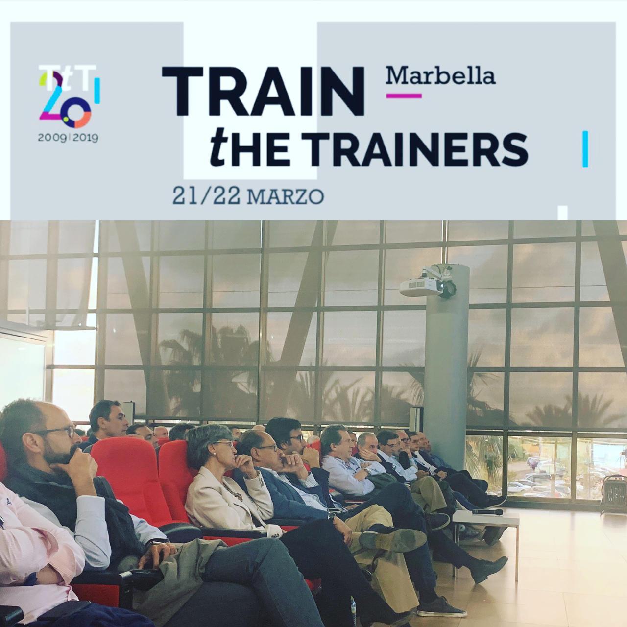 Crónica curso TRAIN THE TRAINER 2.0
