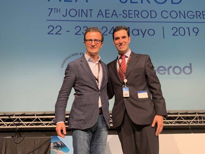 CRONICA 7º CONGRESO AEA Artroscopia-SEROD Santander Mayo 2019