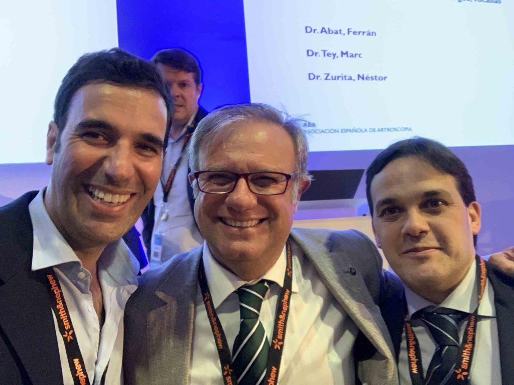 Drs Pedro Bernaldez, Eduardo S Allepuz y Oliver Marin