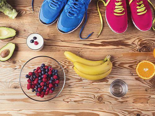 dieta para runners