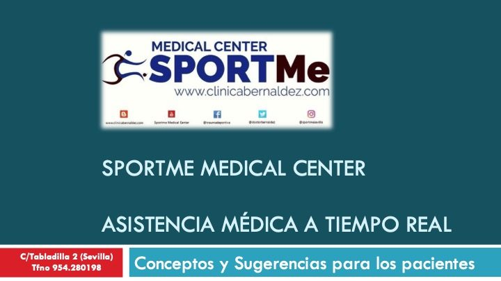 SportMe: Asistencia Médica a tiempo real