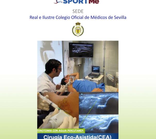 SportMe reunira a grandes profesionales de la Ecografia MSK en Sevilla