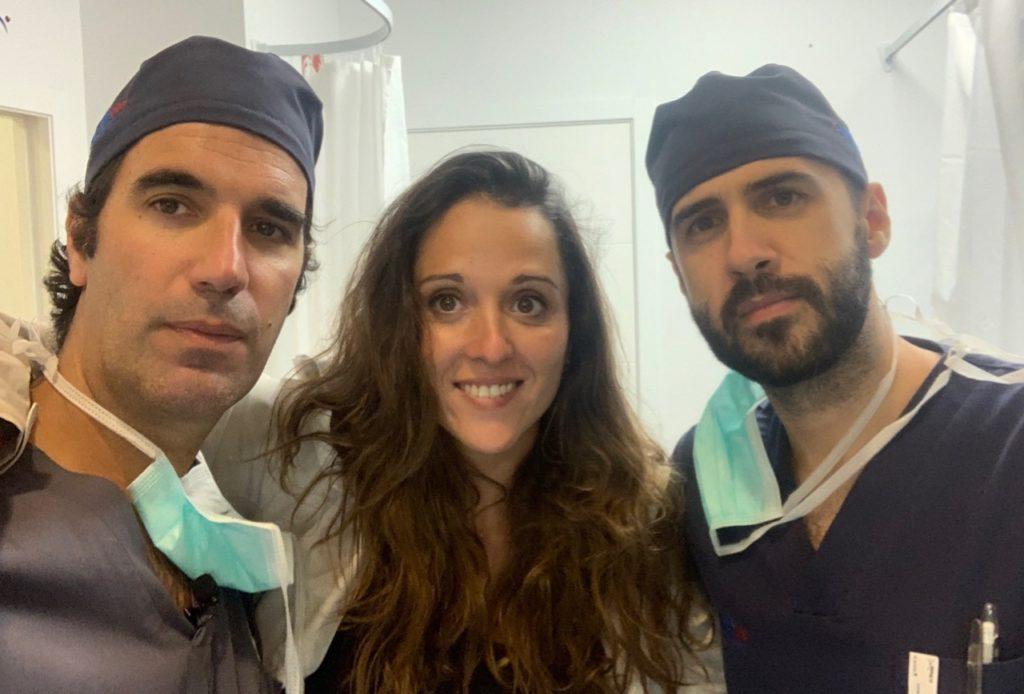 Equipo de las VII Jornadas Quirúrgicas SportMe. Cirugía de las Lesiones Tendinosas Crónicas