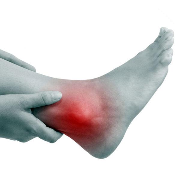 dolor de tobillo