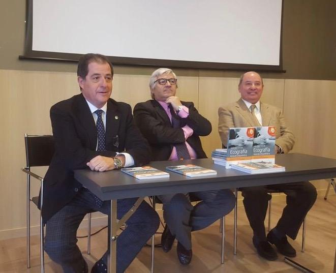 Drs Fernando Jiménez , Manomelles y Antonio Boufard,