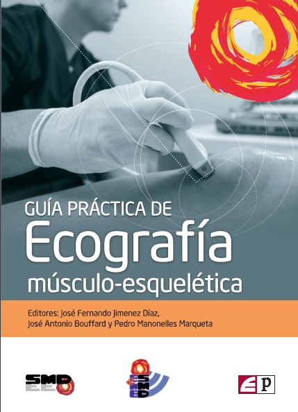 PORTADA LIBRO Guía práctica de ecografía MSK SEMED