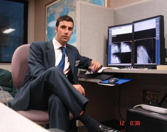 31 Dr Bernaldez en la Mayo Clinic Investigacion y Desarrollo