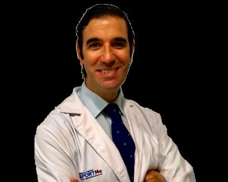 Dr Bernaldez sonrie