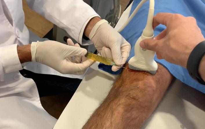 Ortobiologia Rodilla SportMe Medical Center