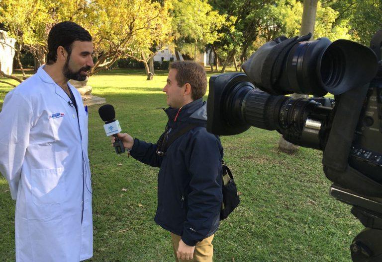 Entrevista Plasma Rico en Plaquetas