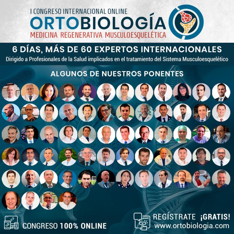 Congreso Ortobiología Internacional Online