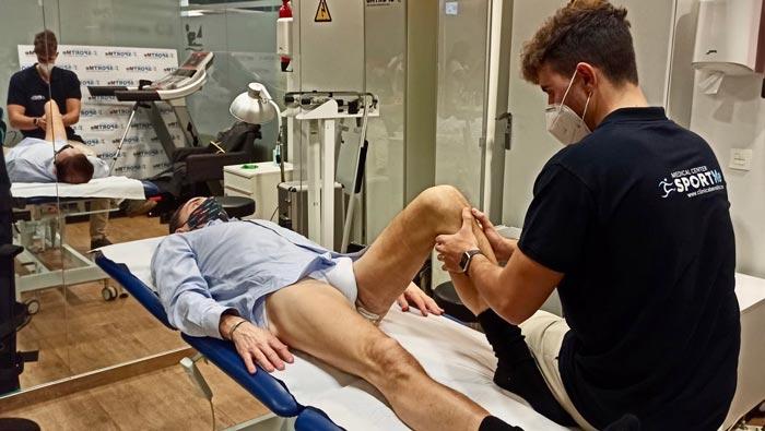 Clínica de fisioterapia en Sevilla · Clínica SportMe Sevilla